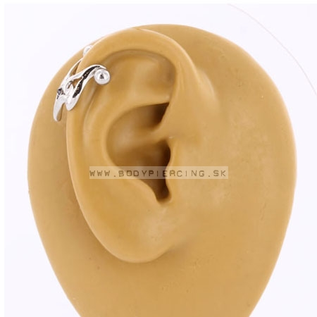 piercing do ucha :: DANGLE CARTILAGE :: helix earring