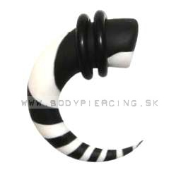 piercing do ucha  :: HOLE EXPANDER  :: roztahovak fimo BKW001