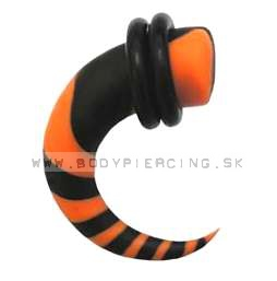 piercing do ucha  :: HOLE EXPANDER  :: roztahovak fimo BKO002