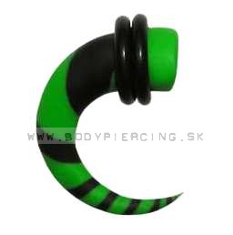 piercing do ucha  :: HOLE EXPANDER  :: roztahovak fimo BKG003