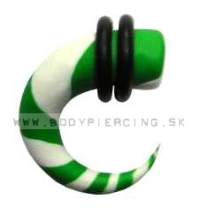 piercing do ucha  :: HOLE EXPANDER  :: roztahovak fimo GW27