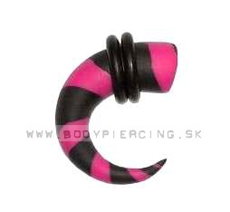 piercing do ucha  :: HOLE EXPANDER  ::  roztahovak fimo 005