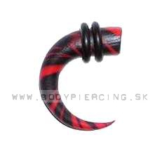 piercing do ucha  :: HOLE EXPANDER  ::  roztahovak fimo 009