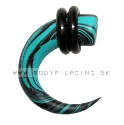 piercing do ucha  :: HOLE EXPANDER  :: roztahovak fimo 031
