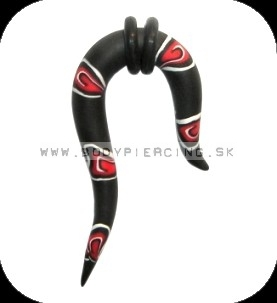 piercing do ucha  :: HOLE EXPANDER  ::  roztahovak skoba BKR
