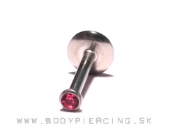 piercing do brady - pery::LABRET MONROE ZIRKON:: press fit