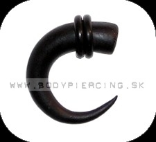 piercing do ucha  :: HOLE EXPANDER  :: roztahovak fimo R008