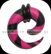 piercing do ucha  :: HOLE EXPANDER  :: roztahovak fimo S003