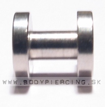 :: piercing do ucha :: BPTU2 steel small size